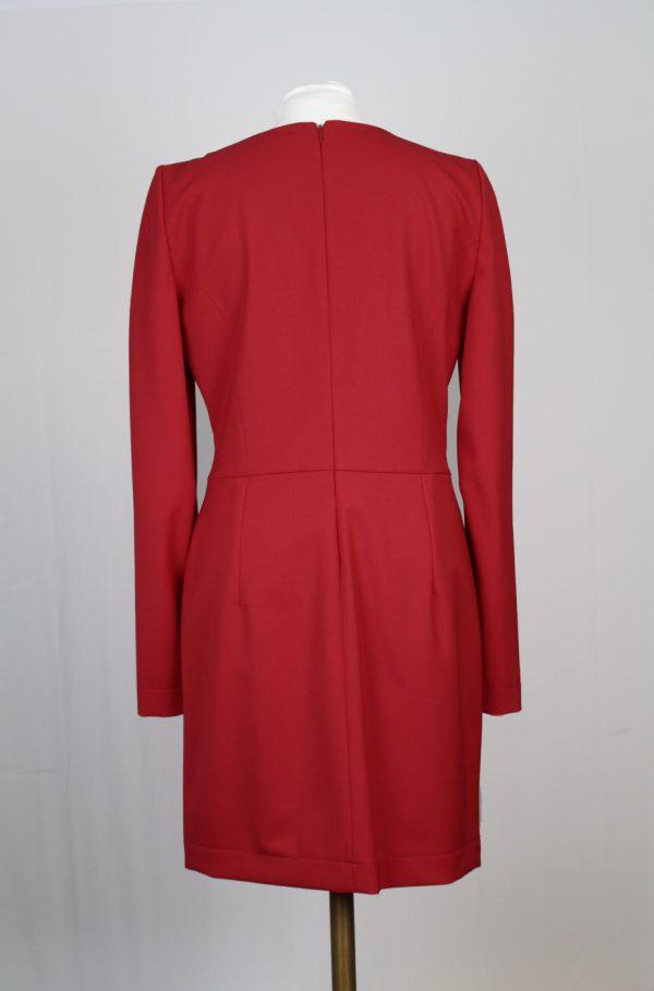 Patrizia-Pepe-Kleid-Rot-b
